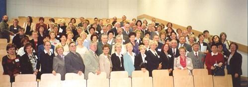 Uczestnicy Zjazdu 2003